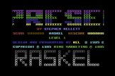 Raskel (Cassette) For The Commodore 64