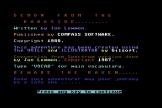 Demon From The Darkside Screenshot 0 (Commodore 64/128)