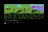 Demon From The Darkside Screenshot 1 (Commodore 64/128)