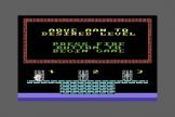 Trolls And Tribulations Screenshot 1 (Commodore 64/Atari 800/Atari 800XL)