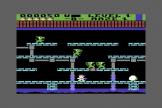 Trolls And Tribulations Screenshot 2 (Commodore 64/Atari 800/Atari 800XL)