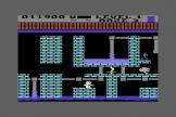 Trolls And Tribulations Screenshot 8 (Commodore 64/Atari 800/Atari 800XL)