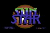 Sun Star (Cassette) For The Commodore 64/128