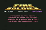 Time Soldier (Cassette) For The Commodore 64/128