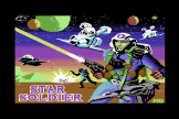 """Star Soldier (5.25"""" Disc) For The Commodore 64"""