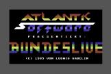 "Bundesliga Live (5.25"" Disc) For The Commodore 64"