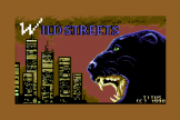 """Wild Streets (5.25"""" Disc) For The Commodore 64/128"""