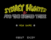 Sydney Hunter And The Sacred Tribe Loading Screen For The Coleco Vision/Adam