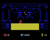 Sydney Hunter And The Sacred Tribe Screenshot 2 (Coleco Vision/Adam)
