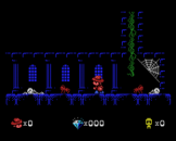 Sydney Hunter And The Sacred Tribe Screenshot 3 (Coleco Vision/Adam)