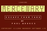 Mercenary: Escape From Targ