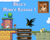 Alice's Mom's Rescue Loading Screen For The Dreamcast (All Models)