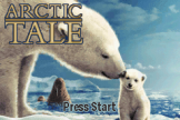 Arctic Tale Loading Screen For The Game Boy Advance