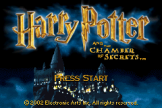 Harry Potter And The Chamber Of Secrets Screenshot 0 (Game Boy Advance)