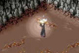 Harry Potter And The Chamber Of Secrets Screenshot 23 (Game Boy Advance)