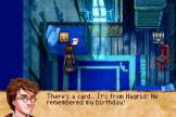 Harry Potter And The Prisoner Of Azkaban Screenshot 2 (Game Boy Advance)