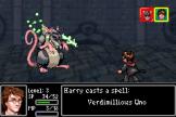 Harry Potter And The Prisoner Of Azkaban Screenshot 5 (Game Boy Advance)