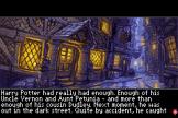 Harry Potter And The Prisoner Of Azkaban Screenshot 10 (Game Boy Advance)