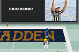 Madden NFL 2003 Screenshot 6 (Game Boy Advance)