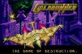 Goldrunner Loading Screen For The Game Boy Advance