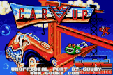 CarVup Loading Screen For The Game Boy Advance