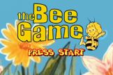 The Bee Game Loading Screen For The Game Boy Advance