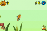 The Bee Game Screenshot 1 (Game Boy Advance)