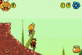 The Bee Game Screenshot 2 (Game Boy Advance)