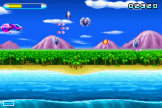 World Reborn Screenshot 1 (Game Boy Advance)