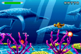World Reborn Screenshot 2 (Game Boy Advance)