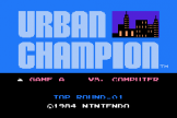 Urban Champion (ROM Cart) For The Game Boy Advance