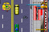 Grand Theft Auto Screenshot 3 (Game Boy Advance)