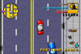 Grand Theft Auto Screenshot 5 (Game Boy Advance)