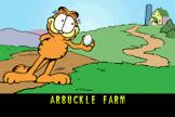 Garfield And His Nine Lives Screenshot 1 (Game Boy Advance)