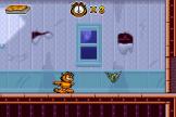 Garfield And His Nine Lives Screenshot 6 (Game Boy Advance)