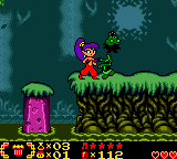 Shantae Screenshot 26 (Game Boy Color)
