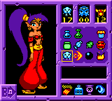 Shantae Screenshot 34 (Game Boy Color)