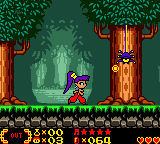 Shantae Screenshot 42 (Game Boy Color)