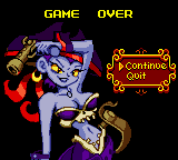 Shantae Screenshot 48 (Game Boy Color)