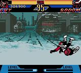 Street Fighter Alpha: Warriors' Dreams Screenshot 16 (Game Boy Color)