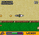 Wendy: Der Traum von Arizona Screenshot 7 (Game Boy Color)