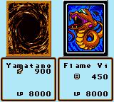 Yu-Gi-Oh! Dark Duel Stories Screenshot 3 (Game Boy Color)