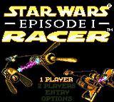 Star Wars: Episode I - Racer Loading Screen For The Game Boy Color