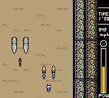 Star Wars: Episode I - Racer Screenshot 4 (Game Boy Color)
