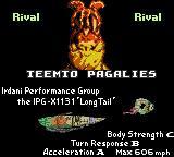 Star Wars: Episode I - Racer Screenshot 5 (Game Boy Color)