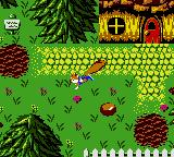 Conker's Pocket Tales Screenshot 3 (Game Boy Color)