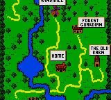 Conker's Pocket Tales Screenshot 6 (Game Boy Color)