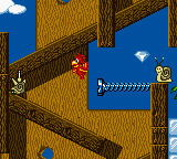 Alfred's Adventure Screenshot 9 (Game Boy Color)