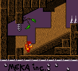 Alfred's Adventure Screenshot 13 (Game Boy Color)