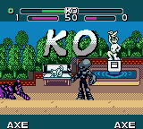 Power Quest Screenshot 6 (Game Boy Color)